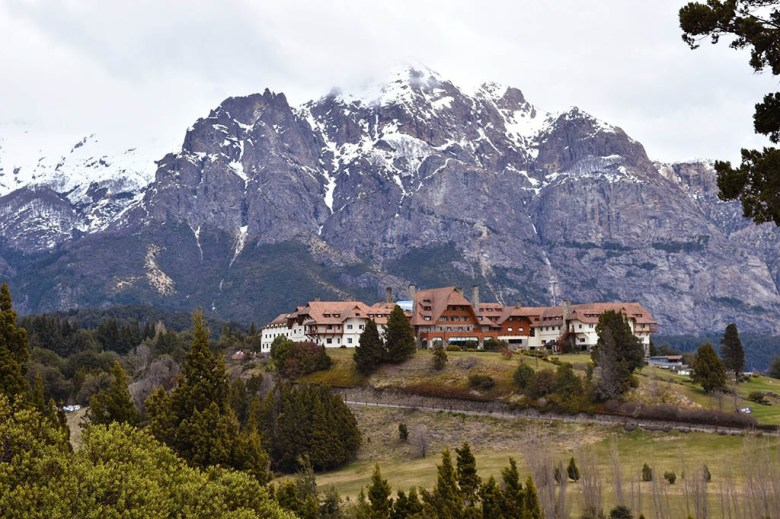 Bariloche's Llao Llao Hotel is one of the most famous hotels in South America