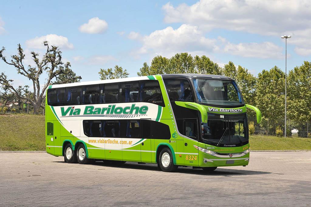 Bestemming Patagonië - Met openbaar vervoer door Patagonië