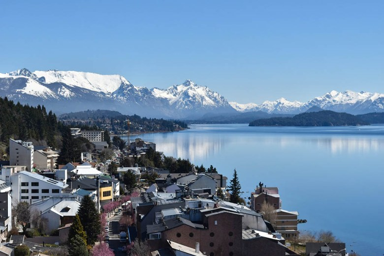 The city of Bariloche perched on Lago Nahuel Huapi is at the heart of Argentina's Lake District