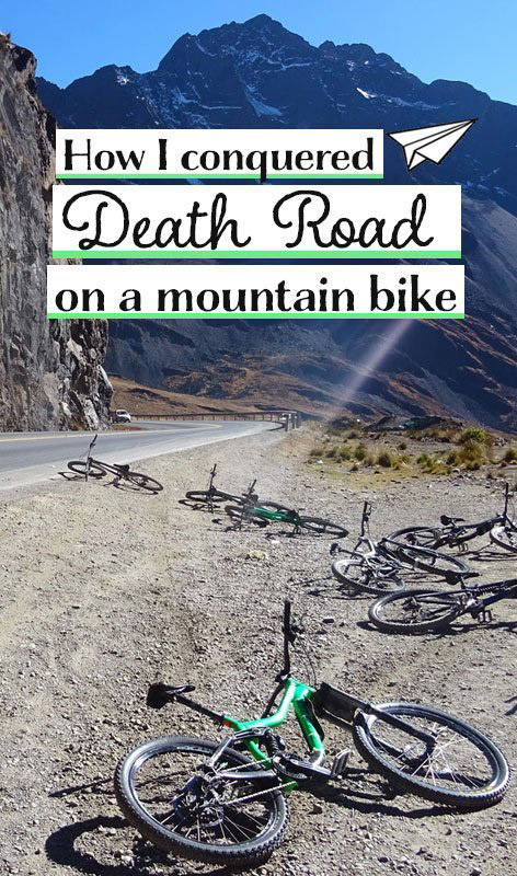 Yungas Road in Bolivia, also known as Death Road, has become a big draw for tourists. Here's how I overcame my fears to traverse down it on a mountain bike.
