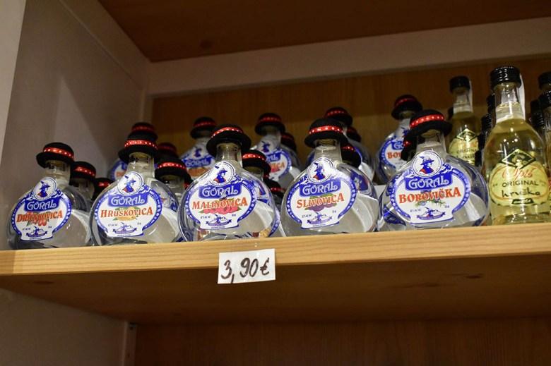 Slovakia has its own distinctive ecosystem of alcoholic spirits and liquors