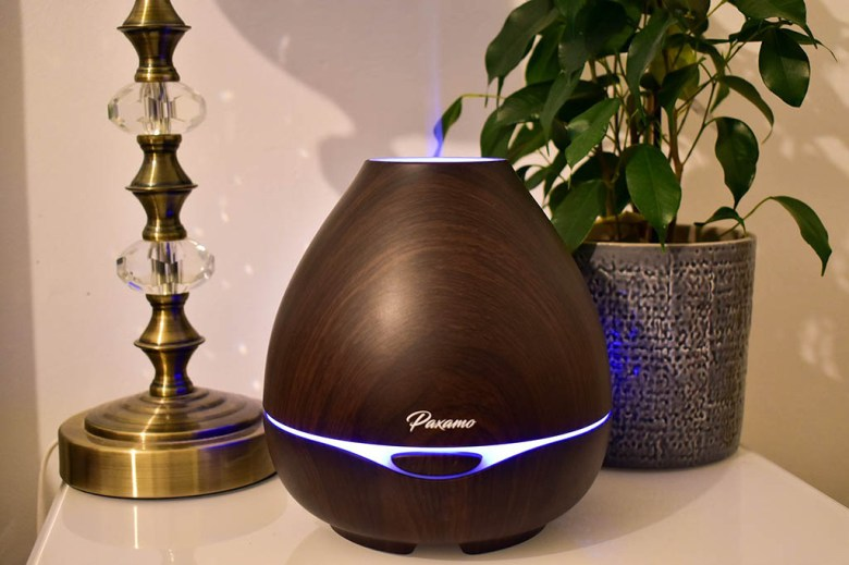 An essential oils diffuser can help you relive travel moments through familiar smells