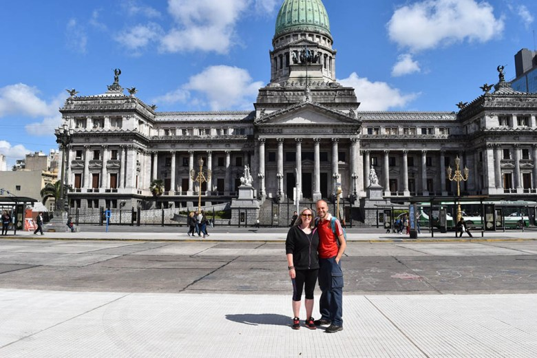 We made several stop-offs in Buenos Aires during five months of travel in South America