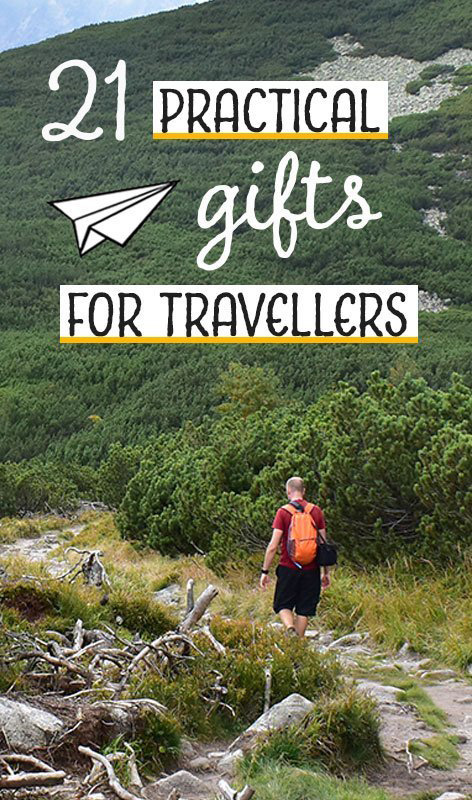 Seeking a special gift for the traveller in your life? This list compiles gifts for someone going travelling based on our own experiences on the road. Travel ideas   career gappers blog   travel gifts