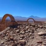 Pukara de Quitor San Pedro de Atacama Chile