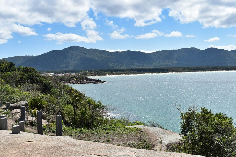 Florianópolis has a great selection of coastal and inland hiking trails