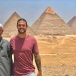 Mike Biserta pyramids