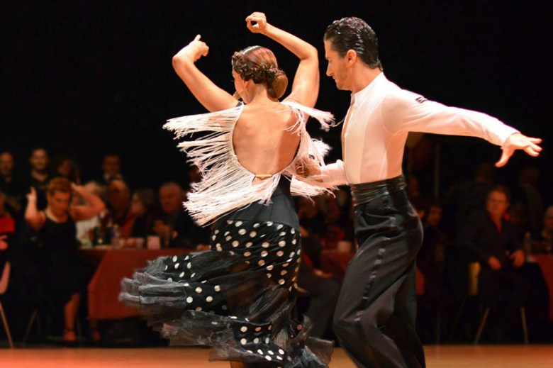 The tango is Argentina's most traditional dance