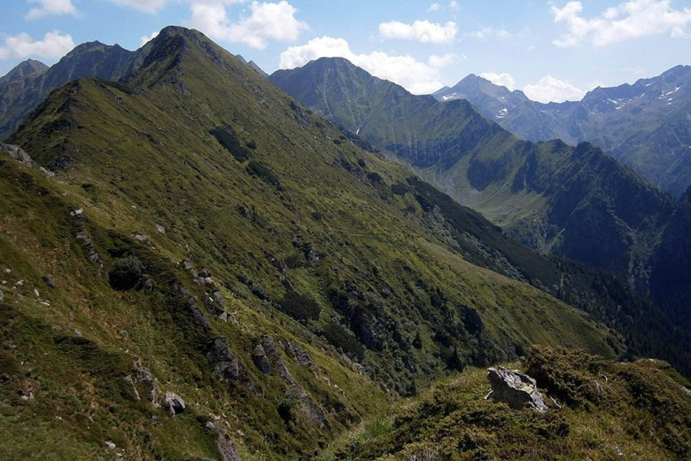 Fagarasi Mountains Romania