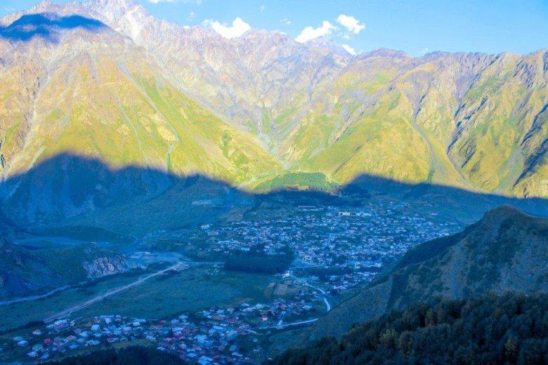 Mount Kazbegi Georgia