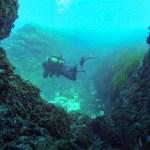 Malta diving Sliema cave