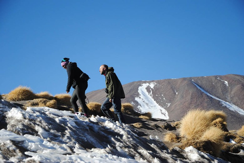 Trekking at high altitude is not covered in all career break travel insurance policies