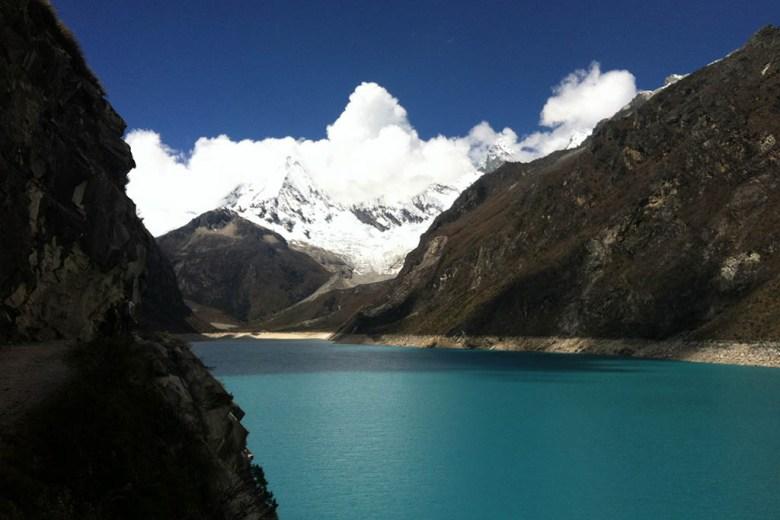 Laguna Parón, Cordillera Blanca
