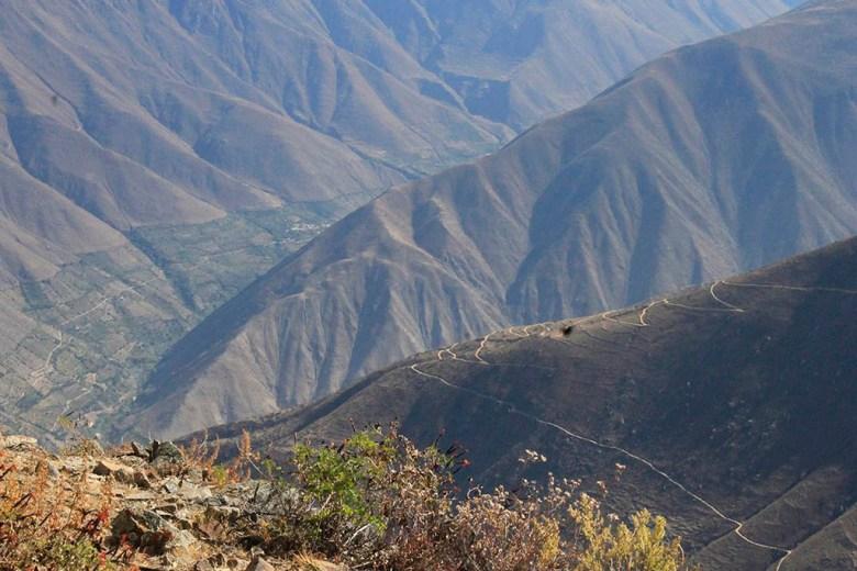 Rúpac ruin site, Peru