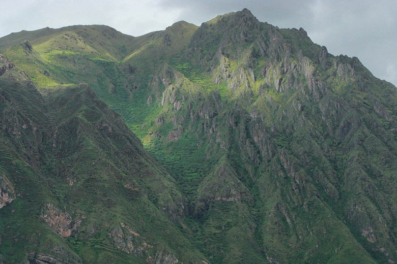 Vilcabamba trek Peru