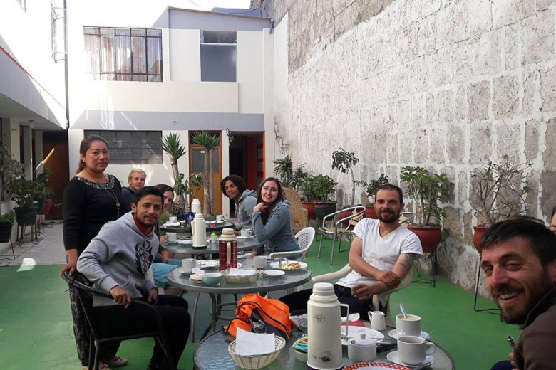 Vallecito Backpackers Arequipa