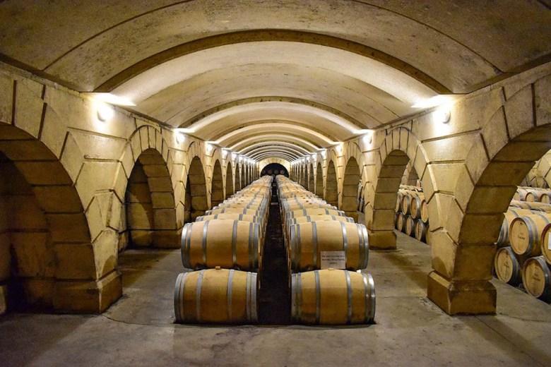 Chateau Montus cellars