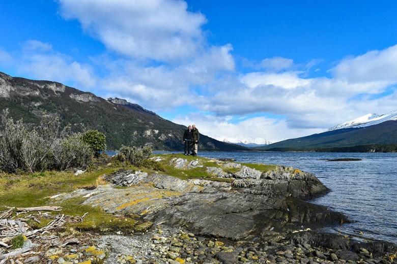 Tierra Del Fuego National Park trekking
