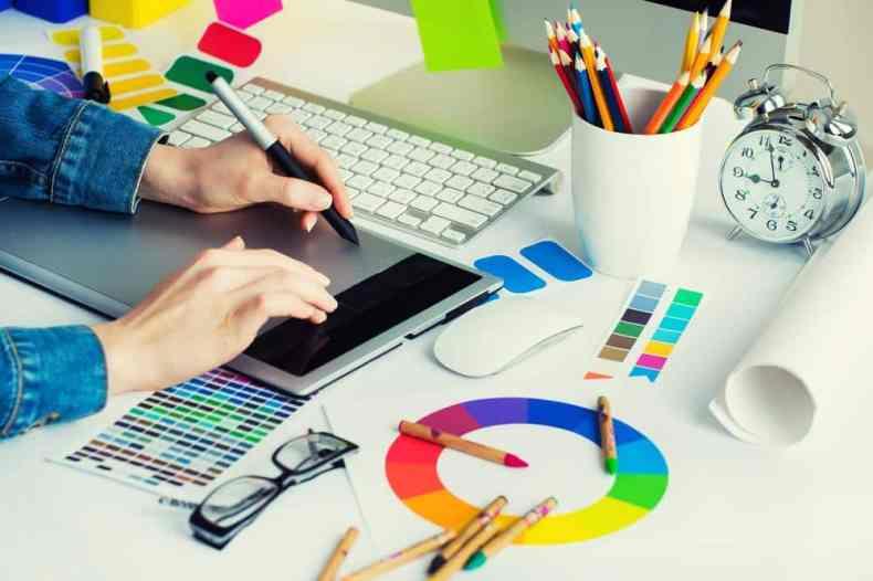 グラフィックデザイン関連の仕事の種類(7選) | 職業情報サイト ...