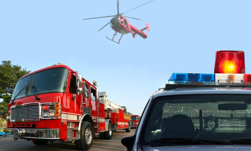 救助に関わる職業・仕事