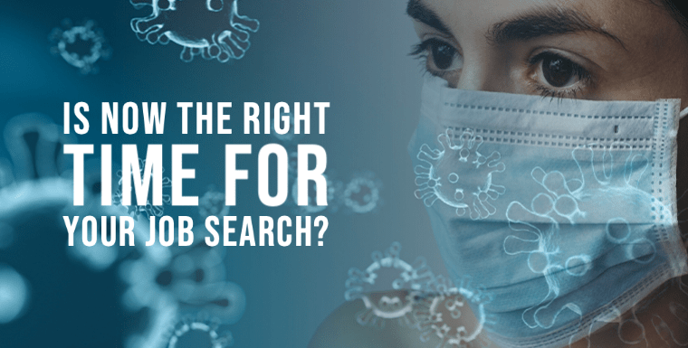 Job Searching During the Coronavirus Pandemic