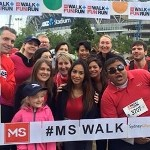 MS Charity Walk