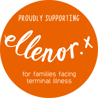 ellenor proudly supporting badge