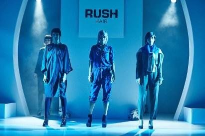 Rush Live 2015 models