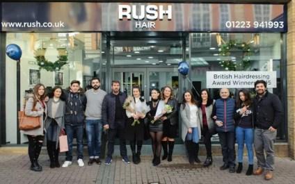 Rush Cambridge grand opening