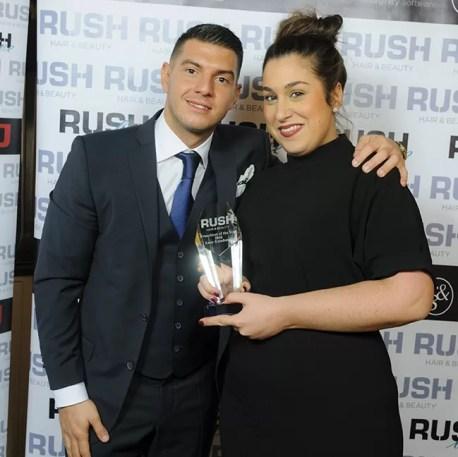 Peter Phouli & Lucy Kundomal