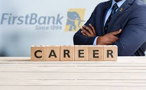 first bank careers recruitment