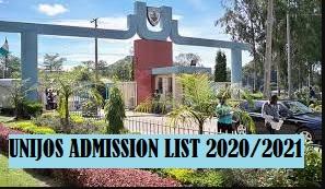 unijos admission list