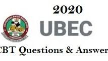 UBEC Past Questions