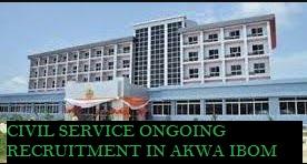 akwa ibom state civil service recruitment