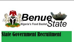 benue state government recruitment