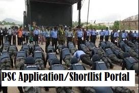 psc.gov.ng application portal