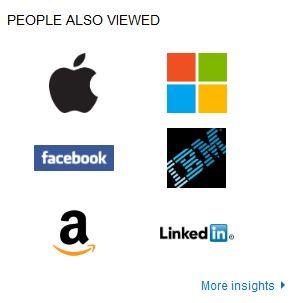 LinkedIn Google similar