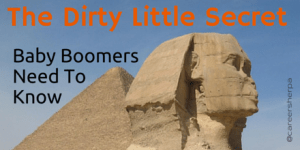 The Dirty Little Secret Baby Boomers Need To Know