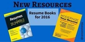 Resume Books 2016