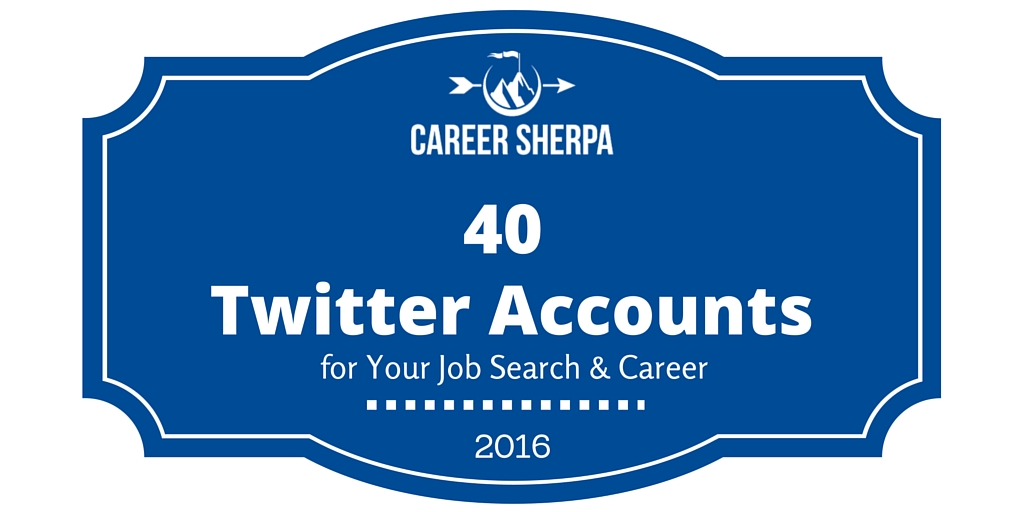 Job Search Sites and Blogs | Career Sherpa