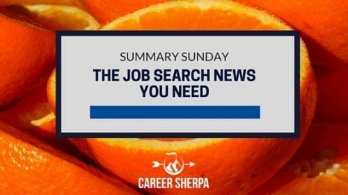 The Job Search News You Need
