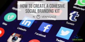 social branding kit