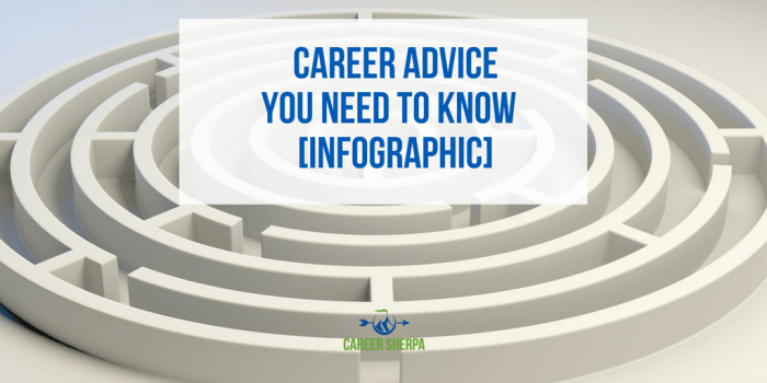 Career Advice You Need To Know