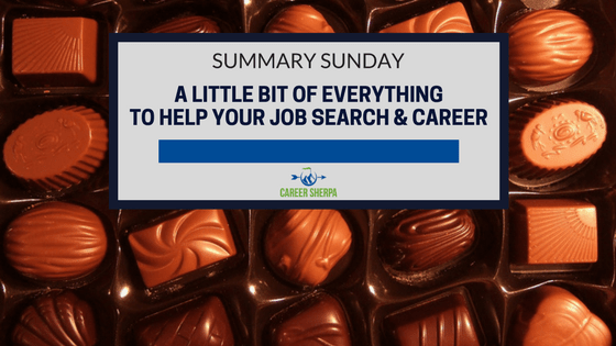 job search and career