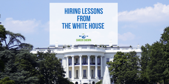 Hiring Lessons