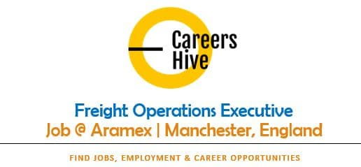 Freight Operations Executive Jobs in Manchester   Aramex Careers