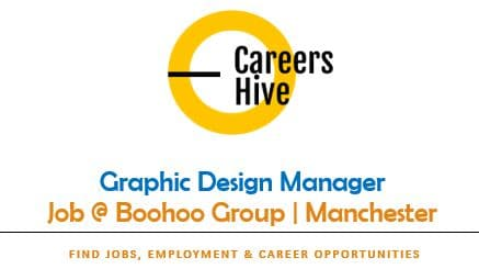 Graphic Design Manager Jobs in Manchester   Boohoo Careers