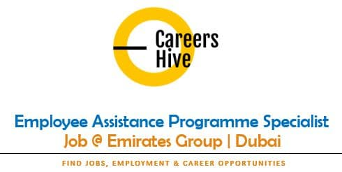 Employee Assistance Prog. Specialist | Emirates Group Careers dnata