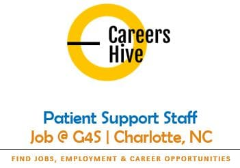 Patient Support Staff Jobs in Charlotte, NC | G4S Careers