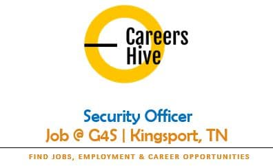 Security Officer Jobs in Kingsport, TN   G4S Careers